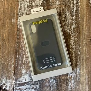 iPhone X/XS - Heyday Silicone Case